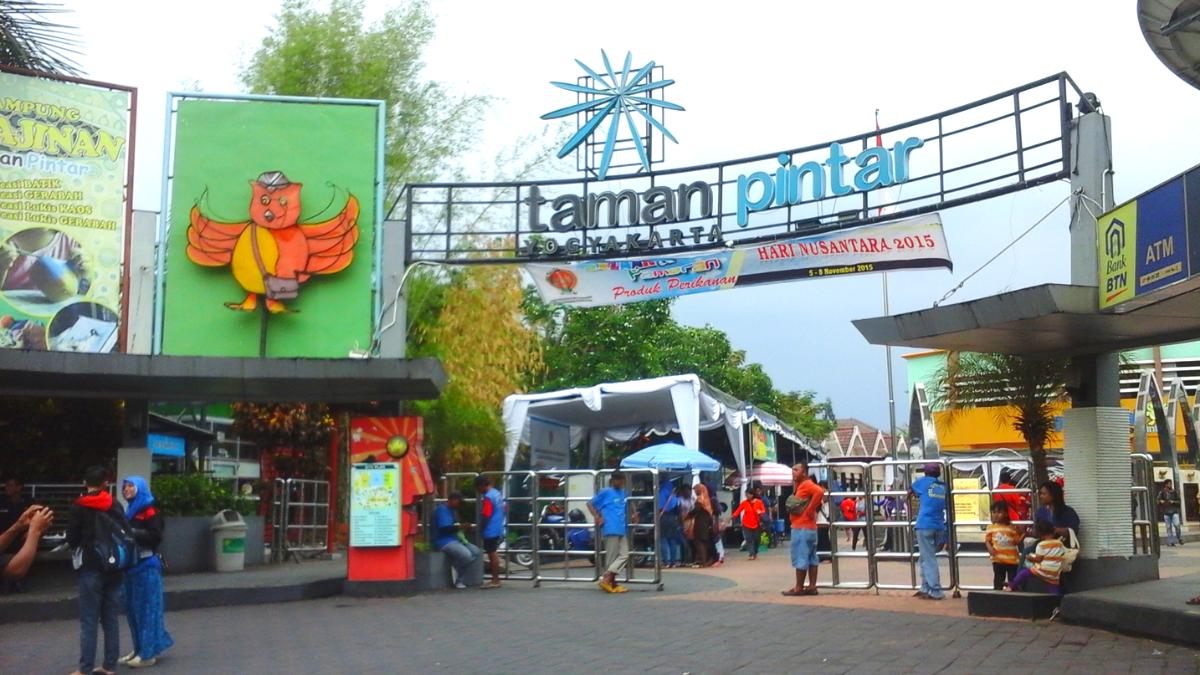 Wisata Edukasi Taman Pintar Yogyakarta Cocok Untuk Arena Bermain Dan Belajar